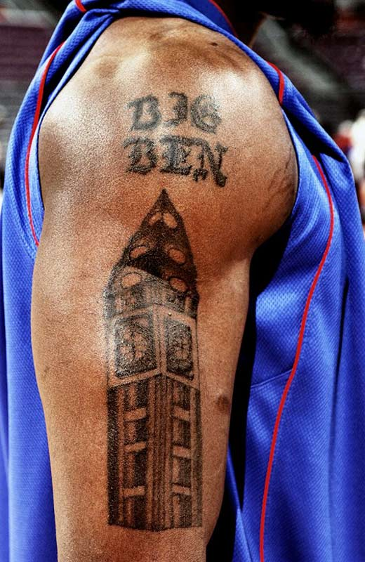 The Nba S Finest Ink A List Of The League S Top 10