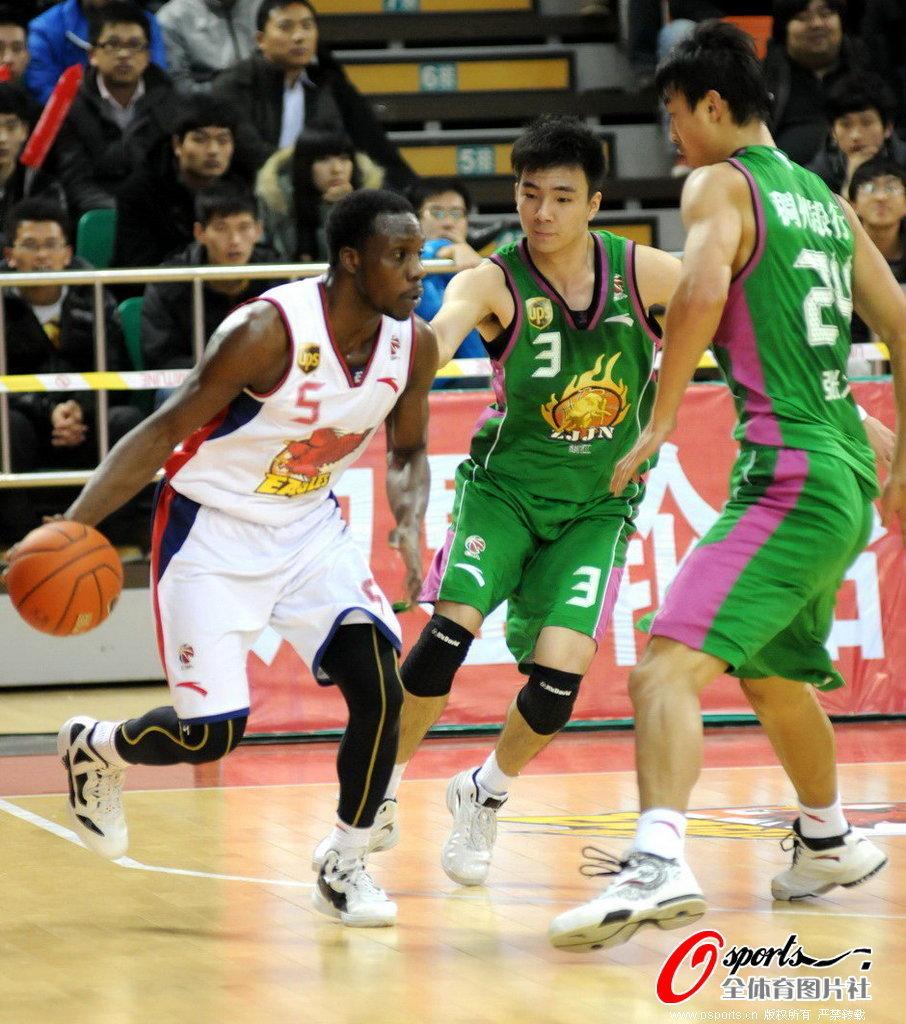 CBA Recap December 14th Lester Hudson Beats Zhejiang At The Buzzer