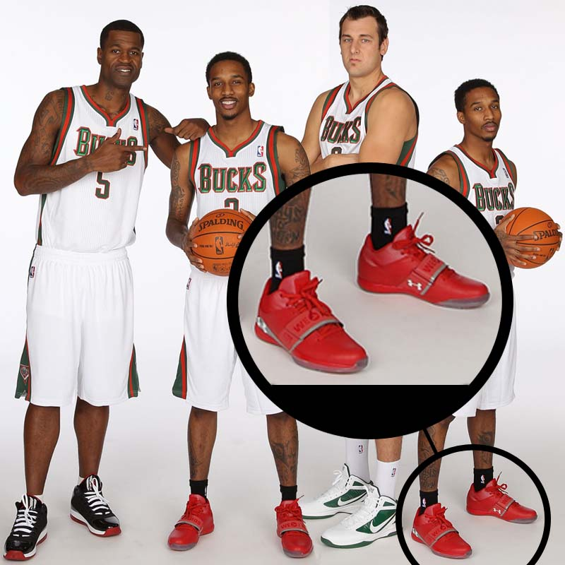 Training Shoes NBA Players Have Rocked on Court