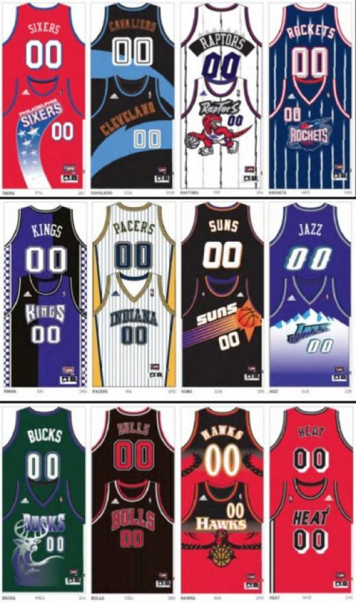 brand new 73ab2 c712c cool old basketball jerseys