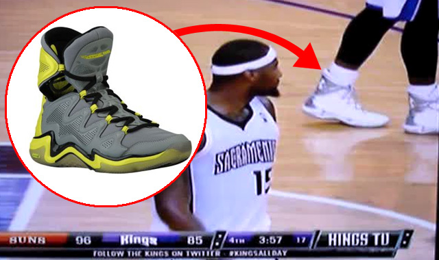 172ce80ec3d James Johnson s Sneakers Are Exceptionally Ugly
